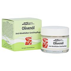 OLIVENÖL Anti-Mimikfalten Gesichtspflege 50 Milliliter