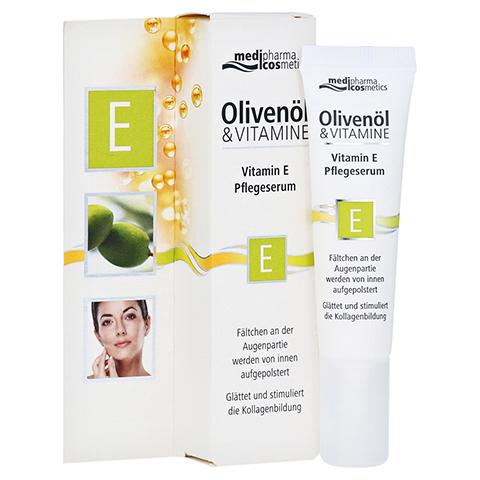 medipharma Olivenöl Vitamin E Pflegeserum 15 Milliliter