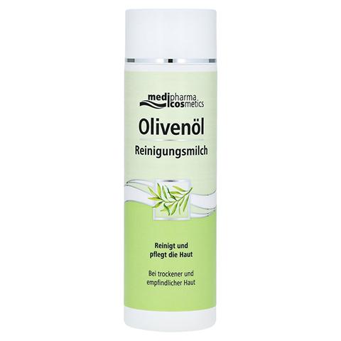 medipharma Olivenöl Reinigungsmilch 200 Milliliter