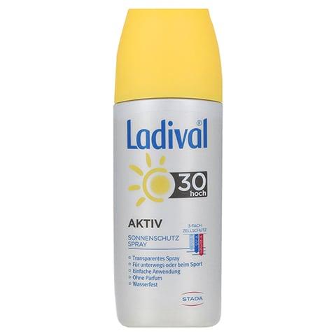 LADIVAL Sonnenschutzspray LSF 30 150 Milliliter