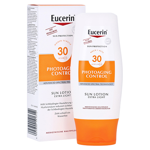 EUCERIN Sun Lotion PhotoAging Control LSF 30 150 Milliliter