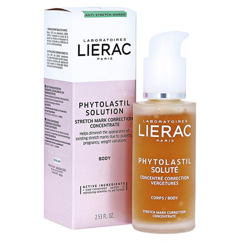 LIERAC Phytolastil Solute 75 Milliliter
