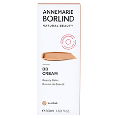 BÖRLIND BB Cream almond 50 Milliliter - Vorderseite