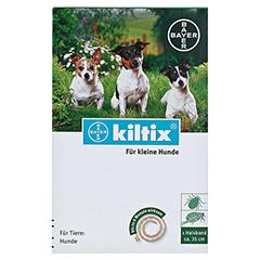 Kiltix Halsband kleine Hunde 1 Stück - Vorderseite