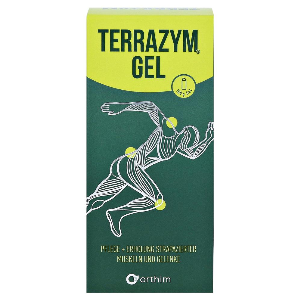 Anabolika Gelenk-Muskel-Gel