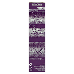 BIODERMA Cicabio Arnica+ Pflegecreme 40 Milliliter - Linke Seite