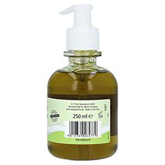 medipharma Olivenöl Reinigungsseife 250 Milliliter - Linke Seite