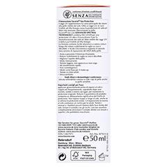 Eucerin Sun Photoaging Control Face Fluid LSF 30 + gratis Eucerin Sun Oil Control 5 ml 50 Milliliter - Rechte Seite