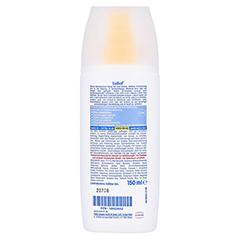 Ladival Allergische Haut Spray LSF 30 + gratis Ladival mattierendes Fluid LSF 30 (5 ml) 150 Milliliter - Rückseite