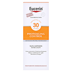 EUCERIN Sun Lotion PhotoAging Control LSF 30 150 Milliliter - Rückseite