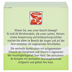 OLIVENÖL Anti-Mimikfalten Gesichtspflege 50 Milliliter - Rückseite