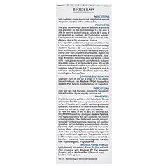 BIODERMA Atoderm Nutritive Creme 40 Milliliter - Rückseite