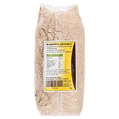 BRAUNHIRSE Wildform Pulver 500 Gramm - Rückseite