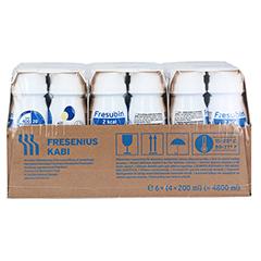 FRESUBIN 2 kcal DRINK Vanille Trinkflasche 24x200 Milliliter - Rückseite
