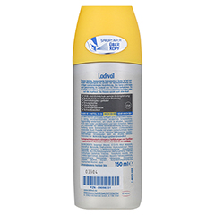 LADIVAL Sonnenschutzspray LSF 30 150 Milliliter - Rückseite