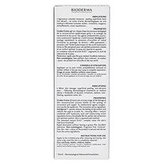 BIODERMA Cicabio Wundpflege-Creme 40 Milliliter - Rückseite