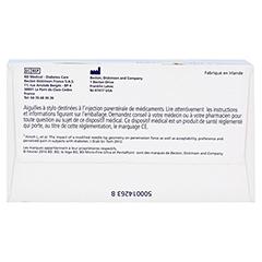 BD MICRO-FINE ULTRA Pen-Nadeln 0,25x8 mm 100 Stück - Unterseite