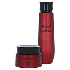 AHAVA Apple Of Sodom Overnight Deep Wrinkle Mask + gratis AHAVA Apple Of Sodom Activating Smoothing Essence 100 ml 50 Milliliter