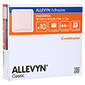 ALLEVYN Adhesive 12,5x12,5 cm haftende Wundauflage 10 Stück