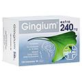 Gingium extra 240mg 120 Stück N3