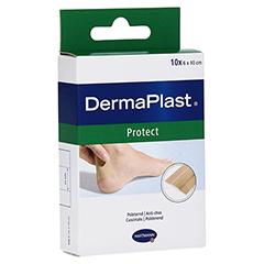 DERMAPLAST protect Pflaster 6x10 cm 10 Stück