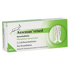 Aescusan retard 20 Stück N1