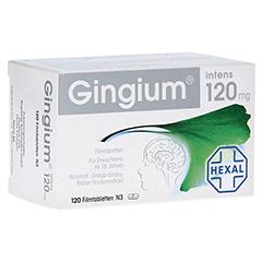 Gingium intens 120mg 120 Stück N3