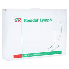 ROSIDAL Lymph Bein klein 1 Stück