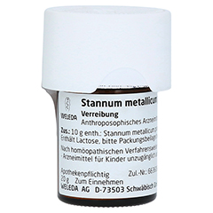 STANNUM METALLICUM praeparatum D 20 Trituration 20 Gramm N1