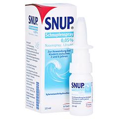 Snup Schnupfenspray 0,05% 10 Milliliter N1