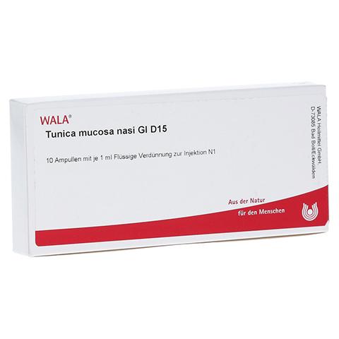 TUNICA mucosa nasi GL D 15 Ampullen 10x1 Milliliter N1