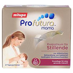 MILUPA PROFUTURA Mama Probiotikum f.Stillende Plv. 21 Gramm - Vorderseite