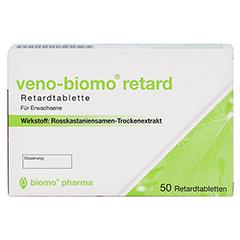 Veno-biomo retard 50 Stück N2 - Vorderseite