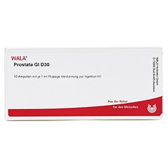 PROSTATA GL D 30 Ampullen 10x1 Milliliter N1 - Vorderseite