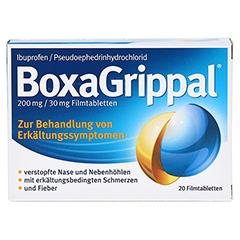 BOXAGRIPPAL 200 mg/30 mg Filmtabletten 20 Stück N1 - Vorderseite
