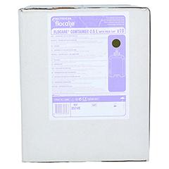 FLOCARE Container m.Pack-Set 500 ml 10 Stück - Vorderseite