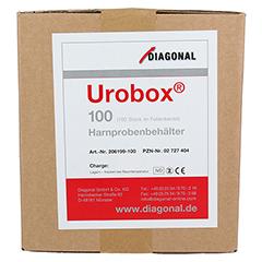 URO BOX Schüttware 100 Stück - Vorderseite