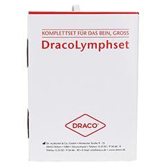 LYMPHSET Bein groß Draco 1 Stück - Linke Seite