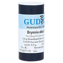BRYONIA ALBA C 200 Einzeldosis Globuli 0.5 Gramm N1 - Linke Seite