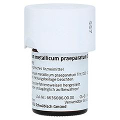 STANNUM METALLICUM praeparatum D 20 Trituration 20 Gramm N1 - Linke Seite