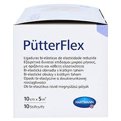 PÜTTER Flex Binde 10 cmx5 m 10 Stück - Linke Seite