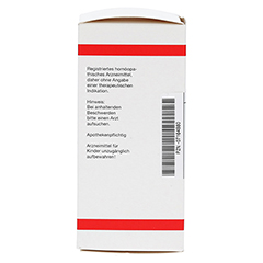 CIMICIFUGA D 30 Tabletten 200 Stück - Linke Seite