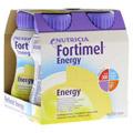 FORTIMEL Energy Vanillegeschmack 8x4x200 Milliliter