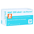 NAC 200 akut-1A Pharma 20 Stück N1