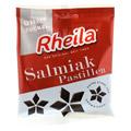 RHEILA Salmiak Pastillen zuckerfrei 90 Gramm