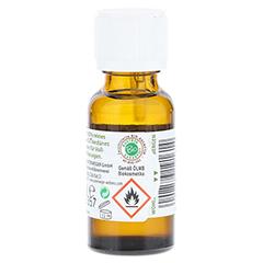 ZIRBEN-Öl ätherisch Unterweger Bio 20 Milliliter - Rechte Seite