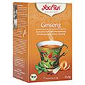 YOGI TEA Ginseng Bio Filterbeutel 17x1.8 Gramm