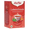 YOGI TEA Lebensfreude Bio Filterbeutel 17x1.8 Gramm