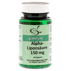 ALPHA LIPONSÄURE 150 mg Kapseln 60 Stück