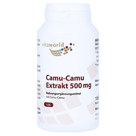 CAMU CAMU EXTRAKT 500 mg Kapseln 120 Stück